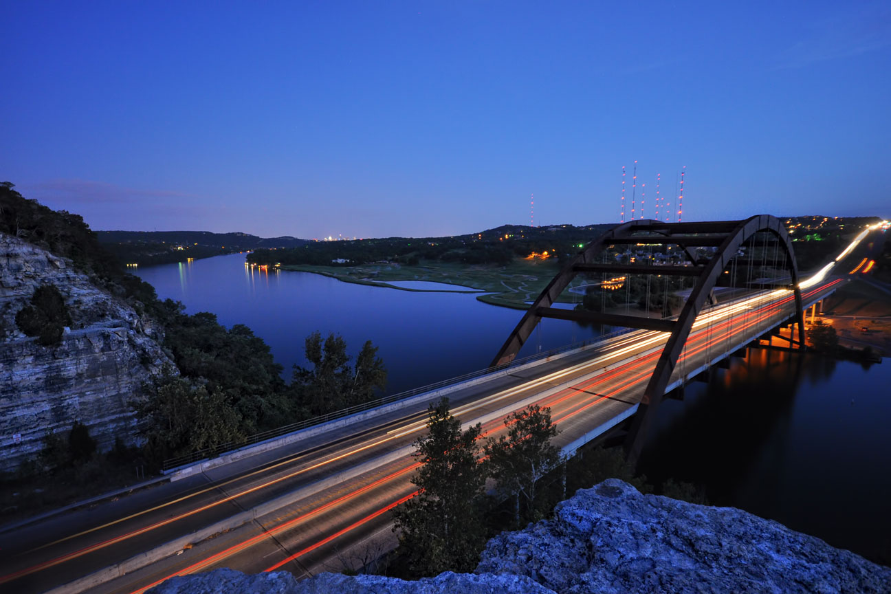 pennybacker bridge austin texas